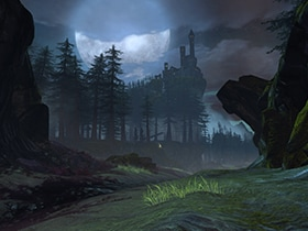 Dev blog : la campagne de Ravenloft