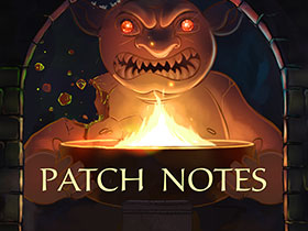 Patch Notes: 08.11.2018