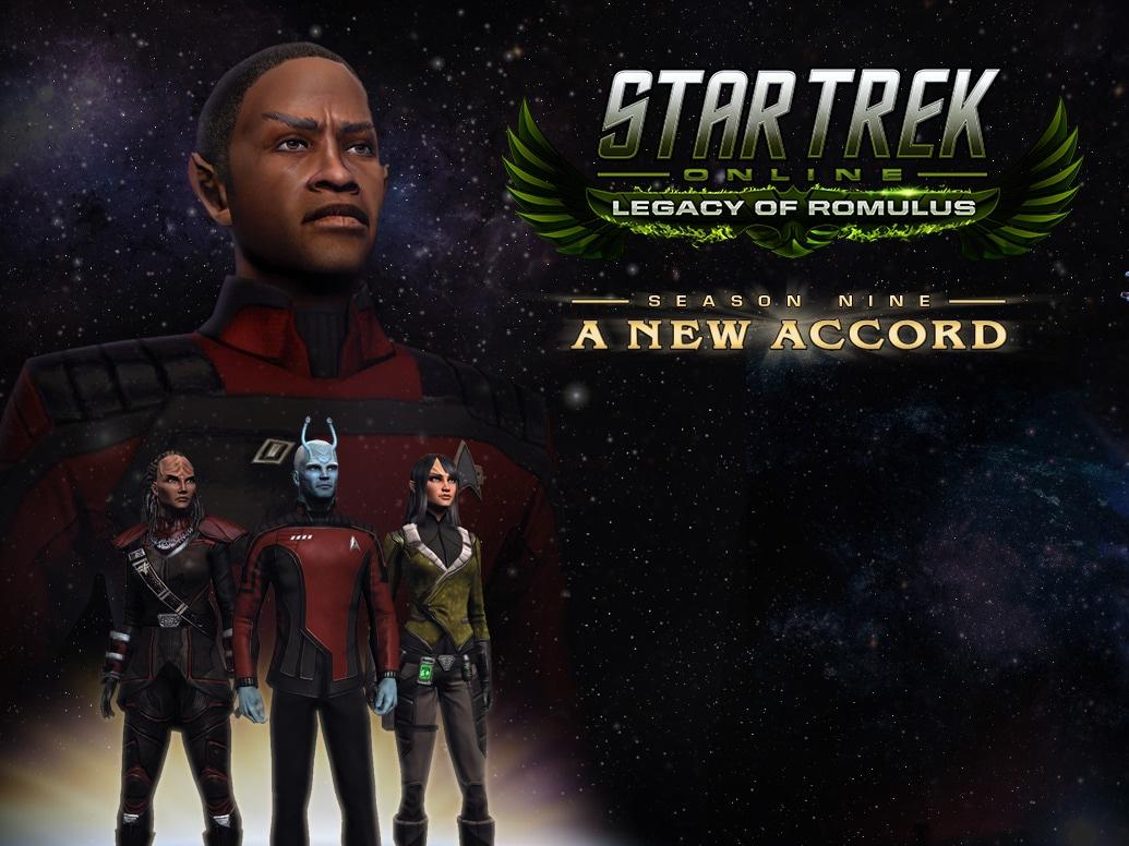 Season 9 Is Live! | Star Trek Online