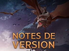 Notes de version