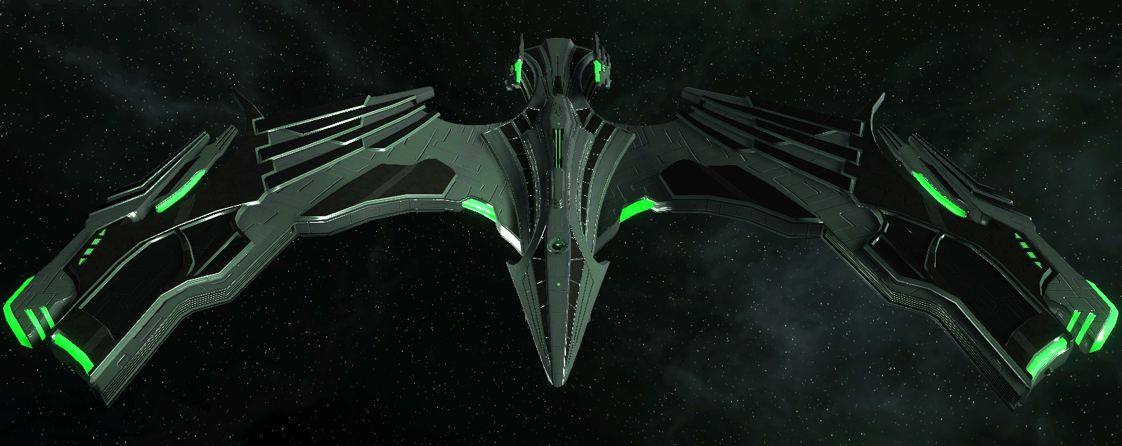 Romulan Command Ship 13