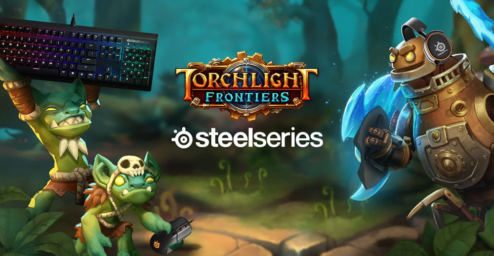 Win Closed Alpha 3 Access & SteelSeries Hardware! | Torchlight Frontiers