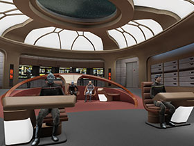 Galaxy Class Interior Now on Sale!