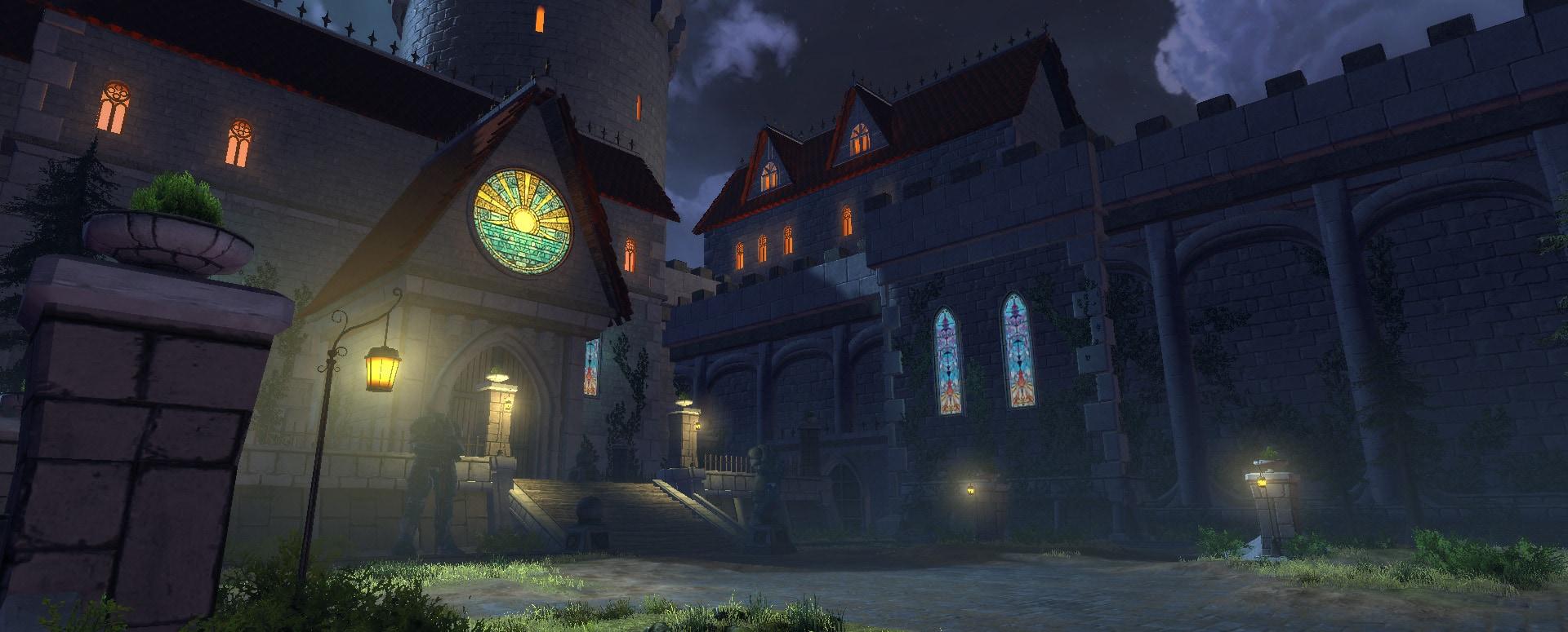 Castle Ravenloft - Developer Blog | Neverwinter