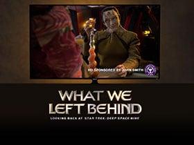 Unterstützt die Dokumentation über Deep Space Nine!