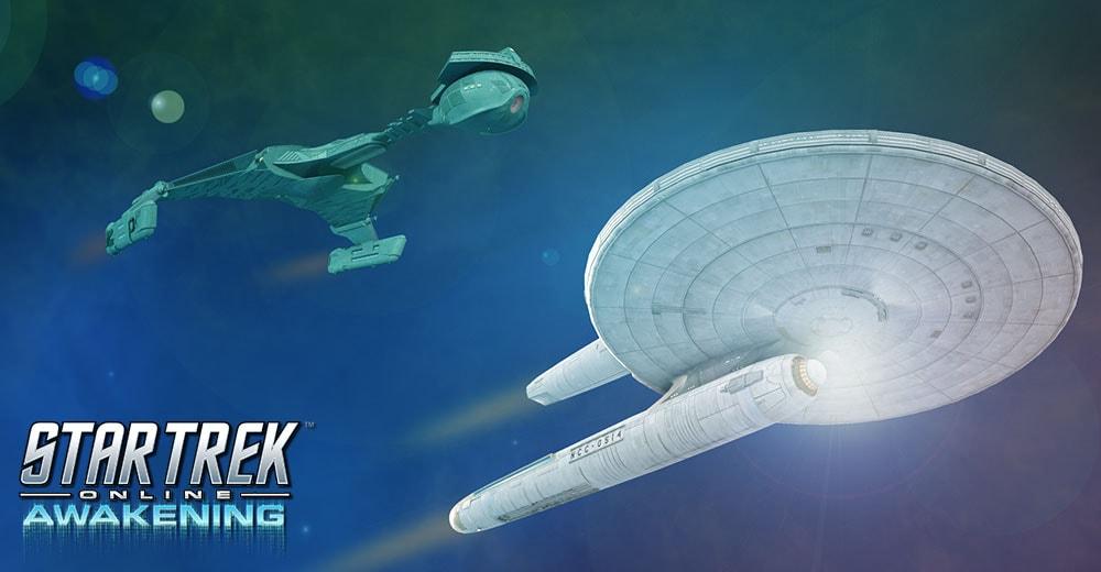 Command Ships of the Kelvin Timeline! | Star Trek Online