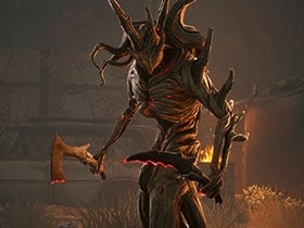 La creatura nella figura: Diavolo di cenere