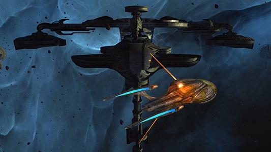 Star Trek Online Season 8 STO MMORPG F2P Sci-Fi MMO Game Legacy of Romulus