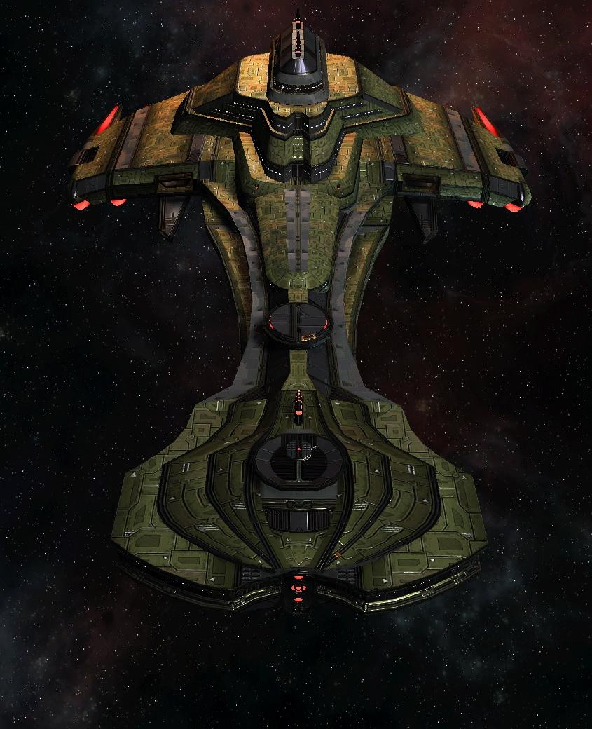 Klingon Command Ship 2
