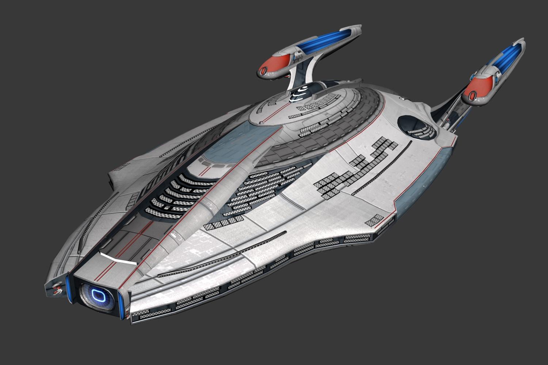 Star Trek Online: Modeling Omega | Star Trek Online