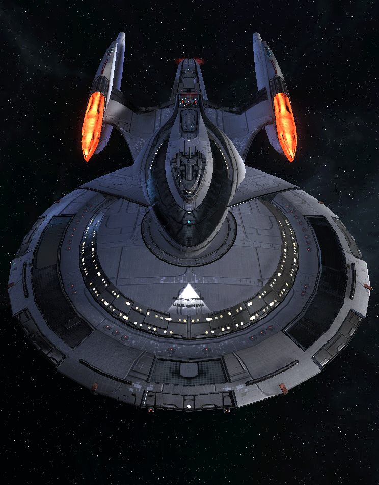 Starfleet Federation Command Ship 5