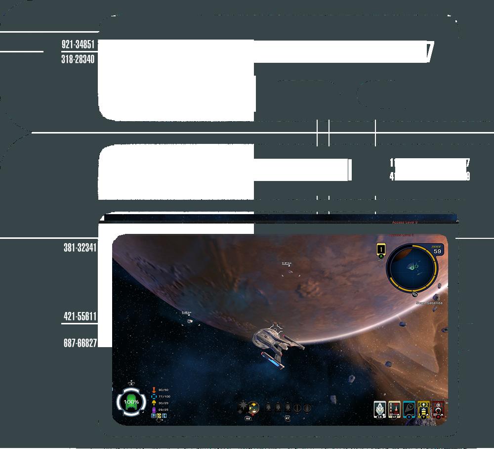 star trek online console space ui