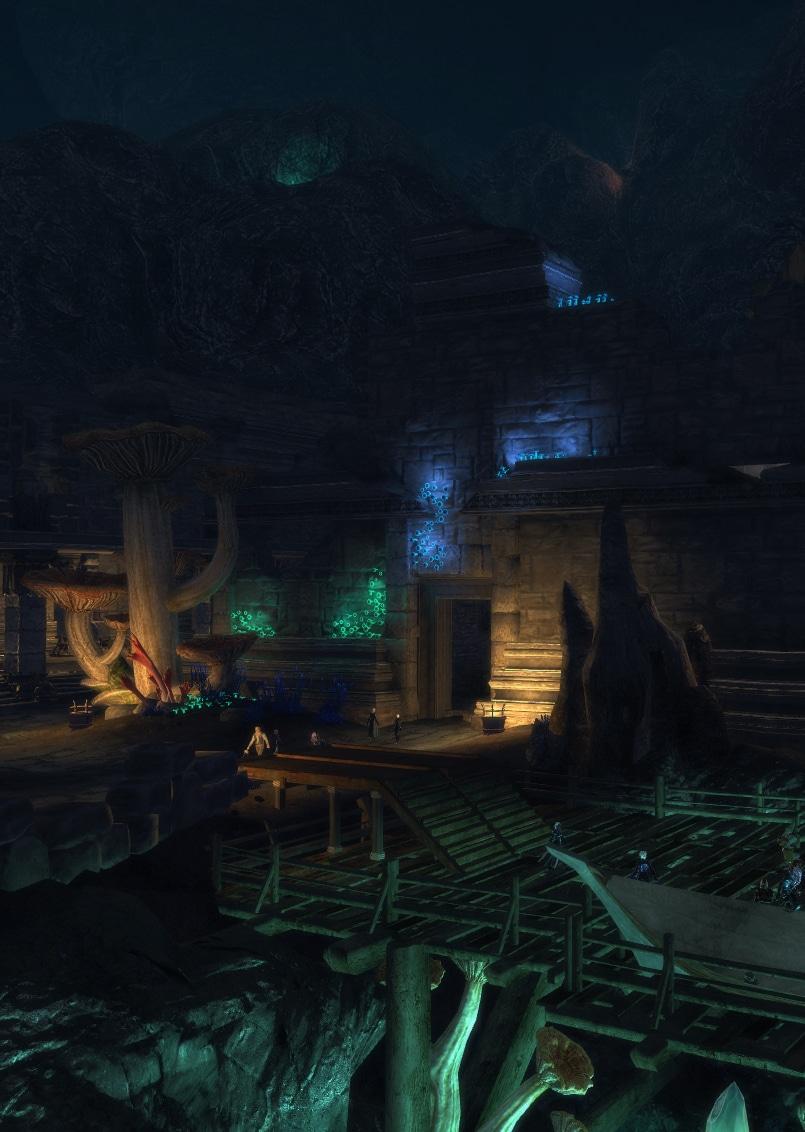 Developer Blog: Making of Mantol-Derith | Neverwinter