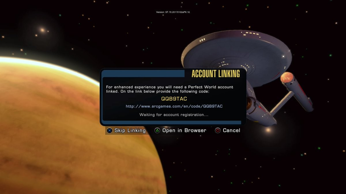 Linking Your Arc Account for Fun and Profit | Star Trek Online