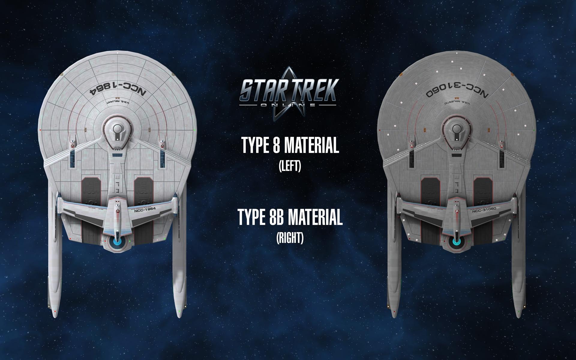 Updated Constitution and Miranda Options! | Star Trek Online