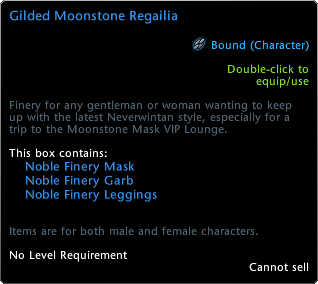 Gilded Moonstone Mask Tooltip