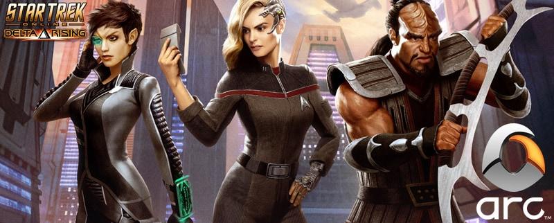 STO, Star Trek Online, Delta Rising, Arc