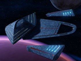The Janeway Class Takes Flight