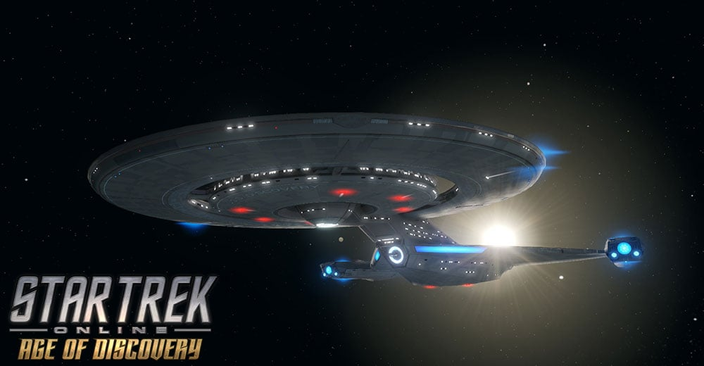 The Ships Of Discovery Join The Infinity Lock Box Star Trek Online