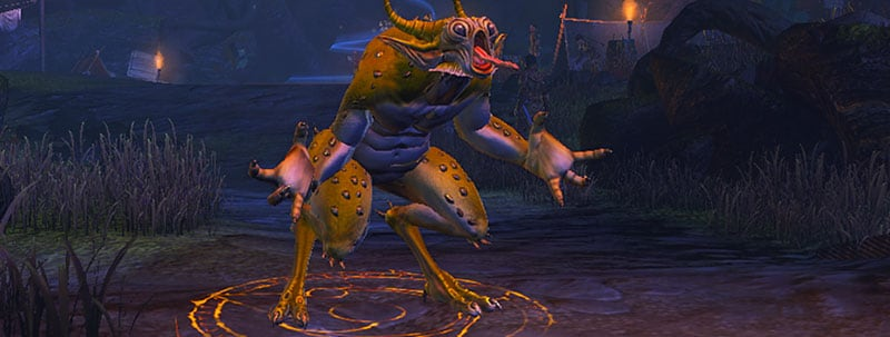 New Companion: The Quasit is Summoned! | Neverwinter