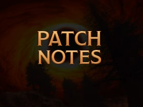 Patch Notes: Version: NW.120.20200106a.10