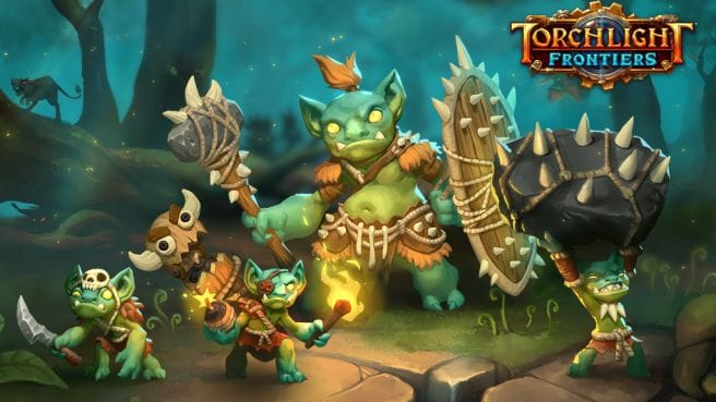 Torchlight Frontiers | Arc Games
