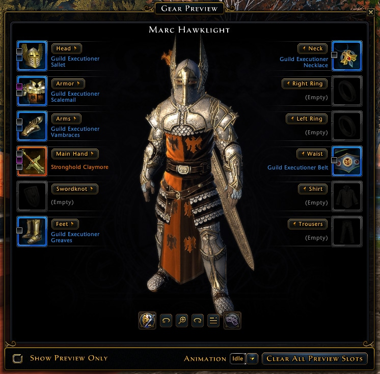 neverwinter 3 character slots