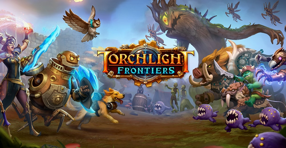 Torchlight Frontier introduces a new super-class