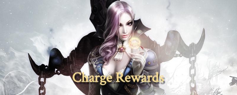 July Charge Rewards, unbound gems