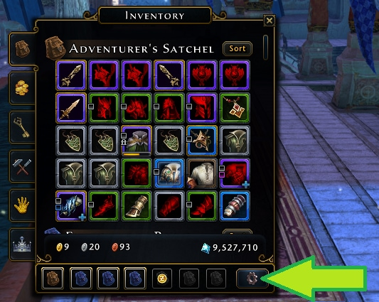 Developer Blog: Updates to Inventory Management | Neverwinter