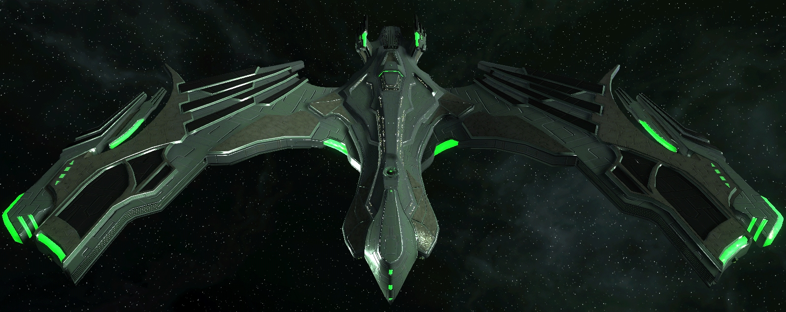 Romulan Command Ship 15