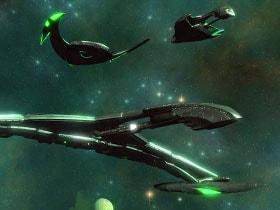 Jayce's Interstellar : La flotte romulienne