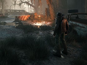 Земля в Remnant: From the Ashes