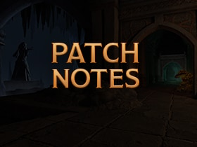Patch Notes: 16.05.2019