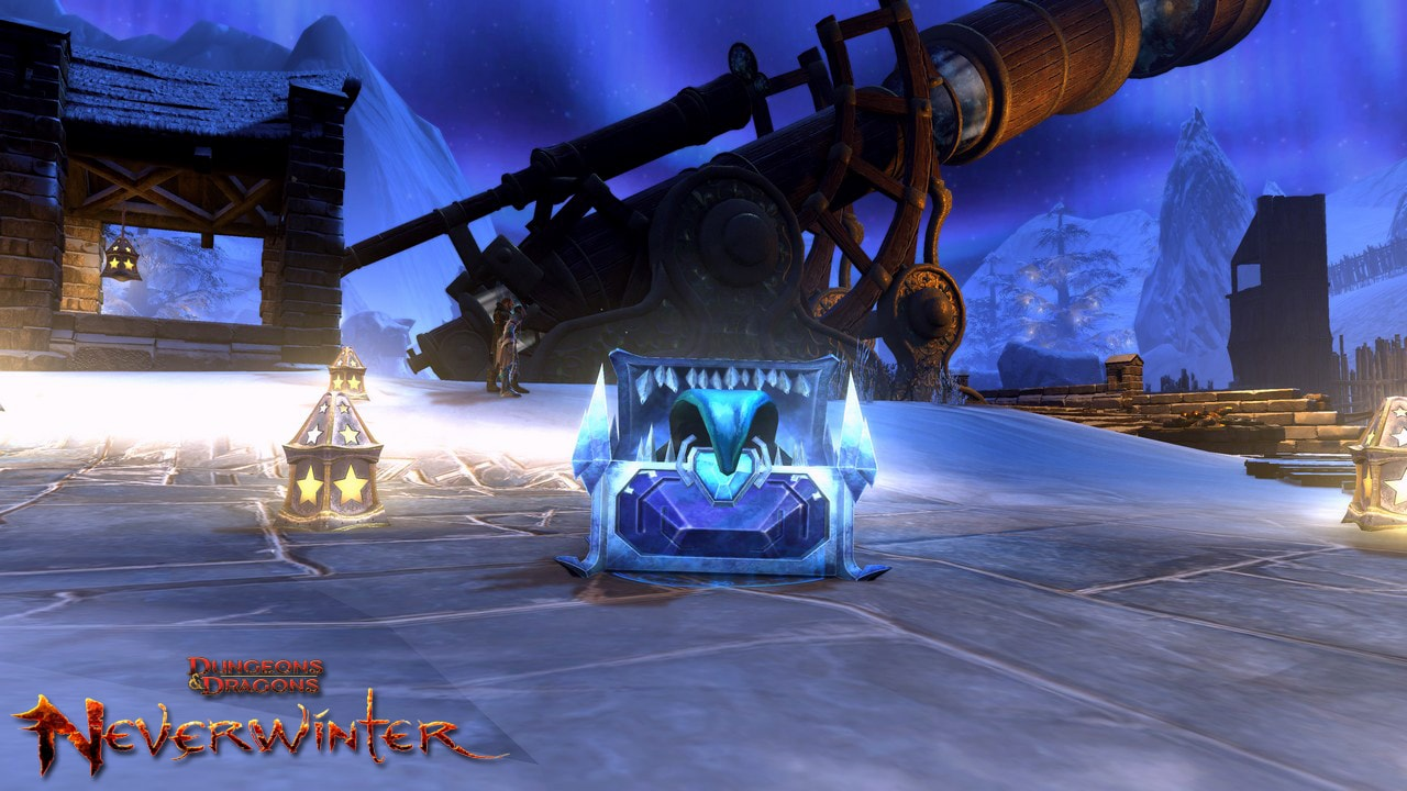 Neverwinter winter festival prizes