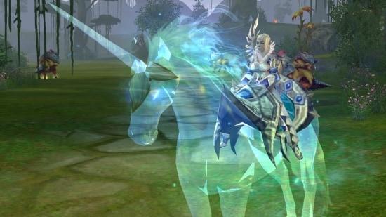 PWI, Cosmos, Unicorn