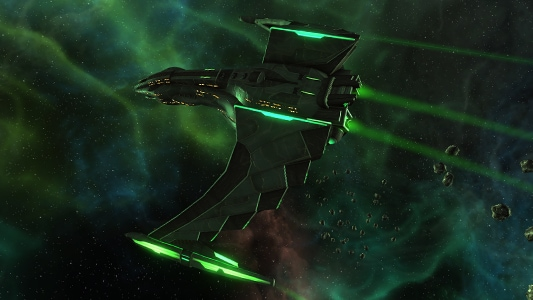 Star Trek Online STO MMORPG F2P Sc-Fi MMO game