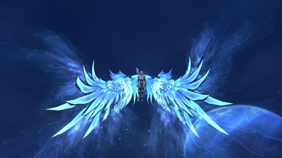 Blizzard, flyer