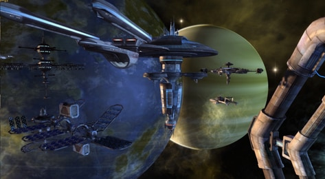 Star Trek Online STO Free to Play F2P MMO Sci-fi game