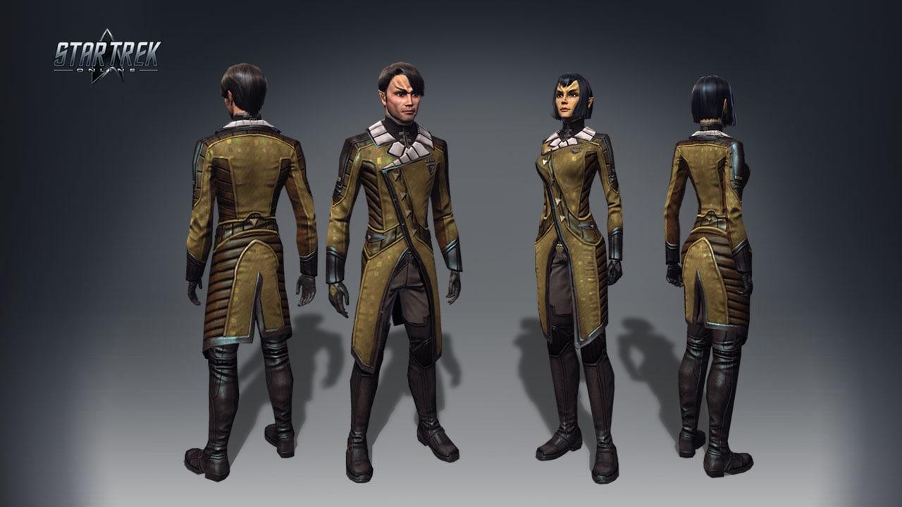 Star Trek Online STO MMORPG F2P Sci-Fi MMO Game Legacy of Romulus ... & Legacy of Romulus Dev Blog #33 | Star Trek Online